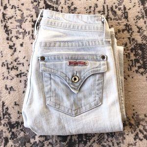 Light wash Hudson jeans ❤️
